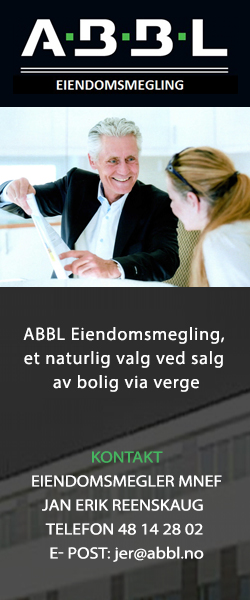 ABBL Jan Erik Reenskaug eiendomsmegler MNEF