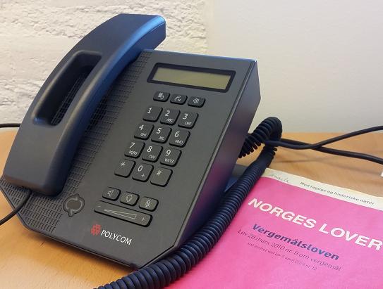 Telefonvakt i Aust- og Vest-Agder