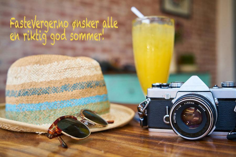 God sommer fra FasteVerger