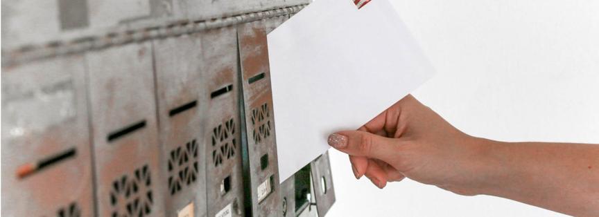 Endre postdresse for vergehaver - c/o adresse